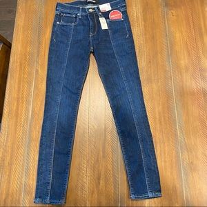 NWT Express Mid Rise Skinny Jeans Size 2